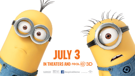 Despicable Me 2 Advanced Screening